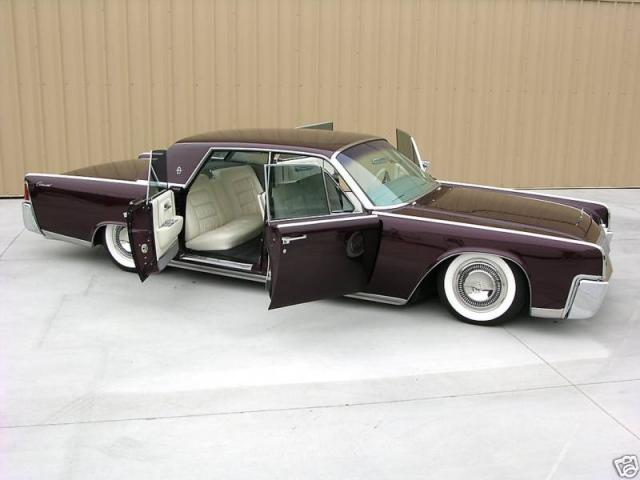 1964 Lincoln Continental Custom3