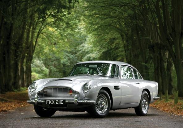 Aston Martin DB Classic Cars Drive Away Day - 1965 aston martin db5
